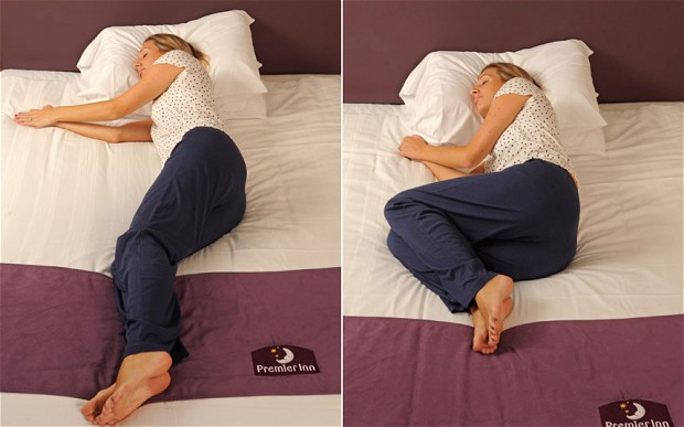 Sleeping With Arm Under Pillow Neck Pain