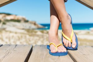 It's Spring & Flip-Flop Weather - What Can You Do About Bunions?