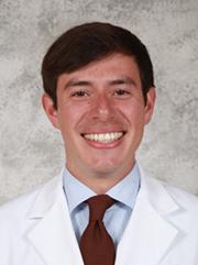 Medical Student David Zurita Returns to CSO