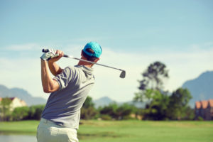 Tips To Help Prevent Back Pain When Playing Golf