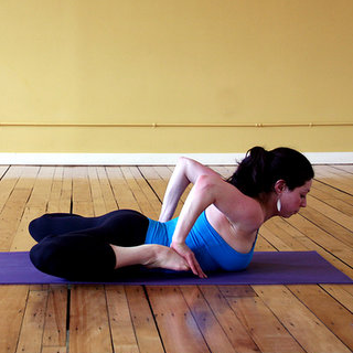 yoga poses to ease runner's back pain