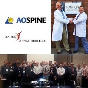 AO Spine Features Dr. Michael Janssen — German Ochoa Traveling Fellowship Award Winner