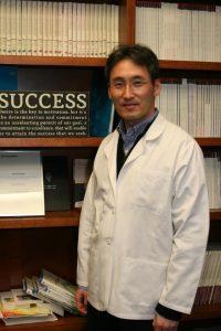 CSO Welcomes New International Fellow Dr. Keiichi Fujimoto