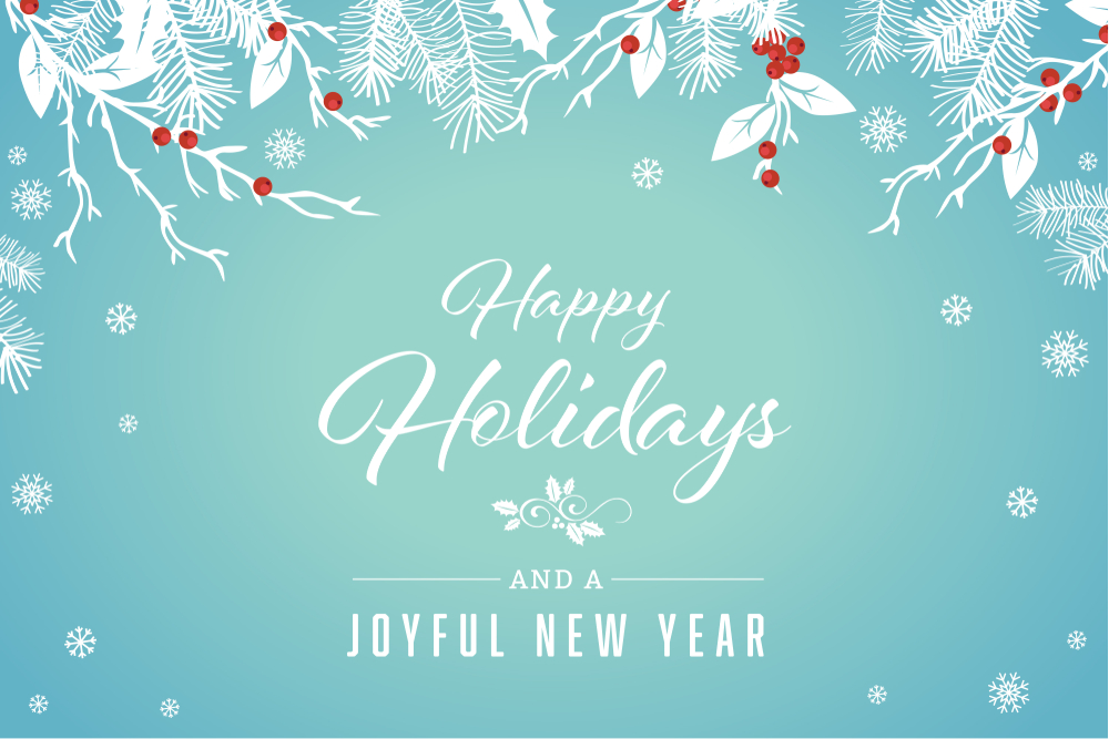 Best Wishes this Holiday Season from CSO!