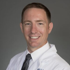 """Dr. Jacob Rumley Presents Continuing Medical Education Lecture on """"Tandem Stenosis"""" to Healthcare Providers"""